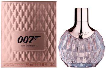 James Bond 007 James Bond 007 For Women II парфюмированная вода для женщин