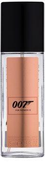 James Bond 007 James Bond 007 For Women II deo mit zerstäuber für Damen