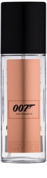 James Bond 007 James Bond 007 For Women II deodorant s rozprašovačem pro ženy