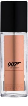 James Bond 007 James Bond 007 For Women II deodorant s rozprašovačom pre ženy