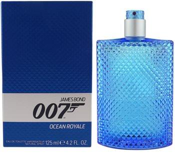 James Bond 007 Ocean Royale eau de toilette para hombre 125 ml