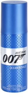 James Bond 007 Ocean Royale desodorante en spray para hombre 150 ml
