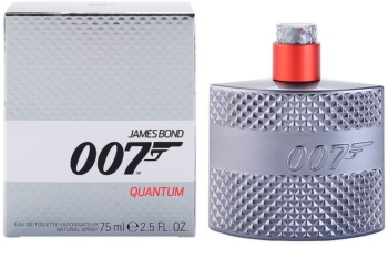 James Bond 007 Quantum Eau de Toilette Miehille