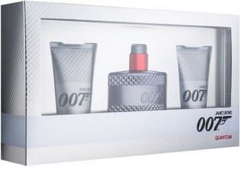 James Bond 007 Quantum Gift Set for Men