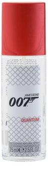James Bond 007 Quantum Deo mit Zerstäuber für Herren 75 ml