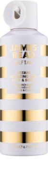 James Read Self Tan Bronzing Spray med øjeblikkelig effekt