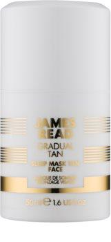 James Read Gradual Tan Sleep Mask masque de nuit hydratant auto-bronzant visage