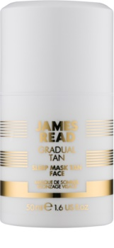James Read Gradual Tan Sleep Mask Self Tanning Night Moisturizing Mask for Face