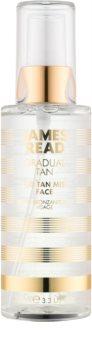 James Read Gradual Tan H2O Tan Mist brume auto-bronzante visage