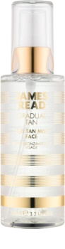 James Read Gradual Tan H2O Tan Mist Selbstbräuner-Sprühnebel für das Gesicht