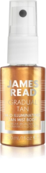 James Read Gradual Tan H2O Illuminating spray abbronzante per il corpo