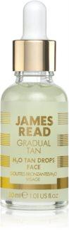 James Read Gradual Tan kapi za samotamnjenje za lice