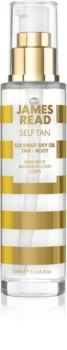 James Read Self Tan olio secco autoabbronzante
