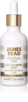 James Read Gradual Tan H2O Tan Drops samoopalovací kapky na tělo