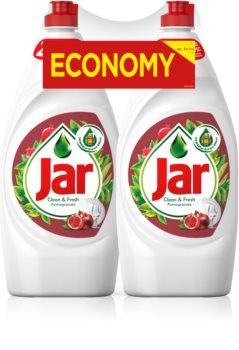 Jar Pomegranate produs pentru spălarea vaselor pachet duo
