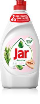 Jar Sensitive Aloe Vera & Pink Jasmine препарат за миене на съдове