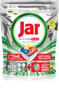 Jar All in One Platinum Plus capsule pentru mașina de spălat vase