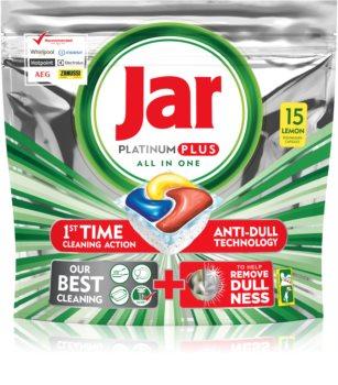Jar All in One Platinum Plus Capsules pour lave-vaisselle