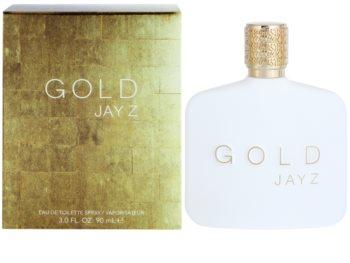 Jay Z Gold toaletná voda pre mužov