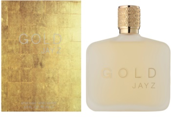Jay Z Gold Aftershave Water for Men 90 ml