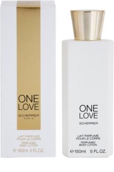 Jean-Louis Scherrer One Love leche corporal para mujer