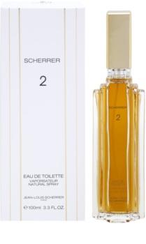 Jean-Louis Scherrer Scherrer 2 тоалетна вода за жени