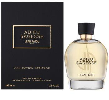 Jean Patou Adieu Sagesse eau de parfum pour femme