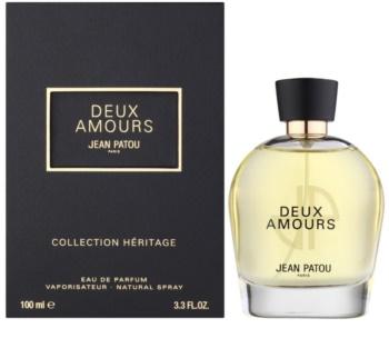 Jean Patou Deux Amours Eau de Parfum pour femme