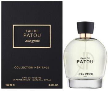 Jean Patou Eau de Patou Eau de Toilette Unisex