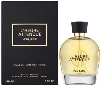 Jean Patou L'Heure Attendue eau de parfum hölgyeknek