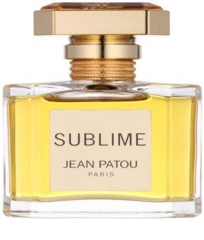 Jean Patou Sublime Eau de Toilette for Women