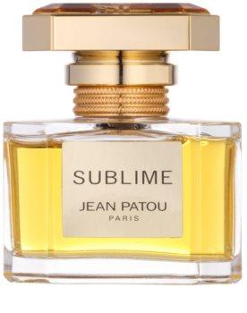 Jean Patou Sublime eau de toilette hölgyeknek