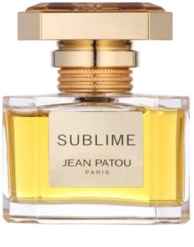 Jean Patou Sublime Eau de Toilette voor Vrouwen