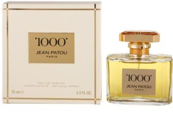 Jean Patou 1000 eau de parfum για γυναίκες
