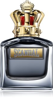Jean Paul Gaultier Scandal Pour Homme Eau de Toilette refillable for Men
