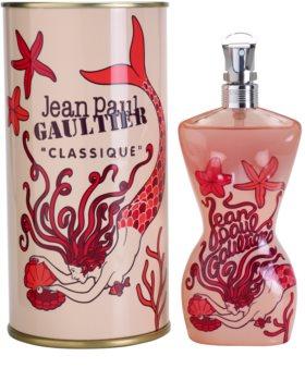 Jean Paul Gaultier Classique Summer 2014 eau de toilette para mujer 100 ml