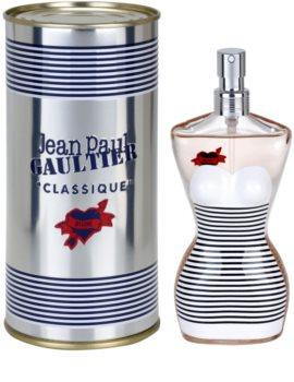 Jean Paul Gaultier Classique The Sailor Girl in Love eau de toilette para mulheres 100 ml edição limitada Couple Edition 2013
