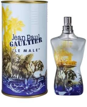 Jean Paul Gaultier Le Male Summer 2015 kolínská voda pro muže 125 ml