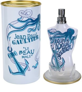 Jean Paul Gaultier Le Beau Male Summer 2014 Eau de Toilette para homens 125 ml
