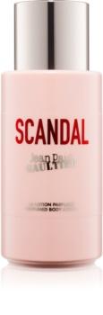 Jean Paul Gaultier Scandal latte corpo da donna
