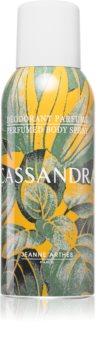 Jeanne Arthes Cassandra déodorant et spray corps pour femme