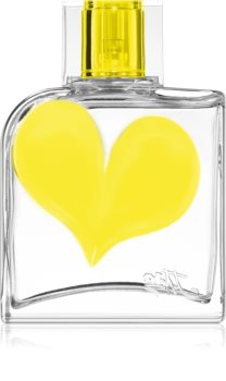Jeanne Arthes Sweet Sixteen Yellow Eau de Parfum da donna
