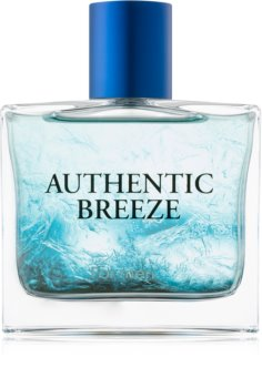 Jeanne Arthes Authentic Breeze Eau de Toilette pentru bărbați