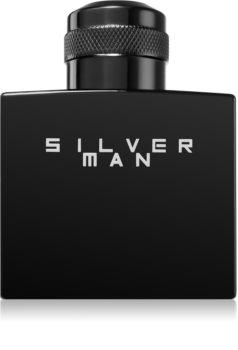 Jeanne Arthes Silver Man Eau de Toilette för män