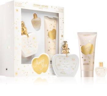 Jeanne Arthes Amore Mio White Pearl set cadou pentru femei