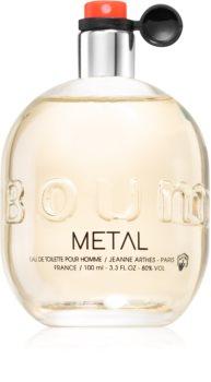 Jeanne Arthes Boum Homme Metal Eau de Toilette für Herren