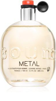Jeanne Arthes Boum Homme Metal Eau de Toilette για άντρες