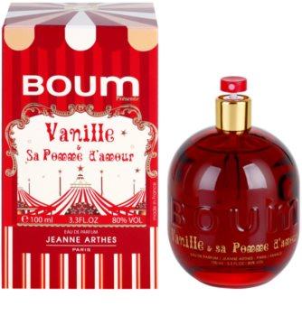 Jeanne Arthes Boum Vanille Sa Pomme d'Amour Eau de Parfum pour femme