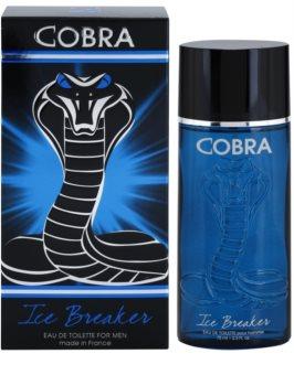Jeanne Arthes Cobra Ice Breaker toaletná voda pre mužov