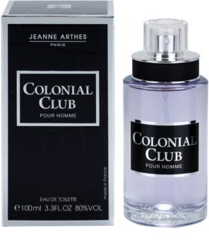 Jeanne Arthes Colonial Club woda toaletowa dla mężczyzn